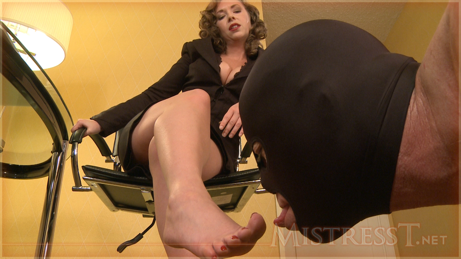 goddess foot worship