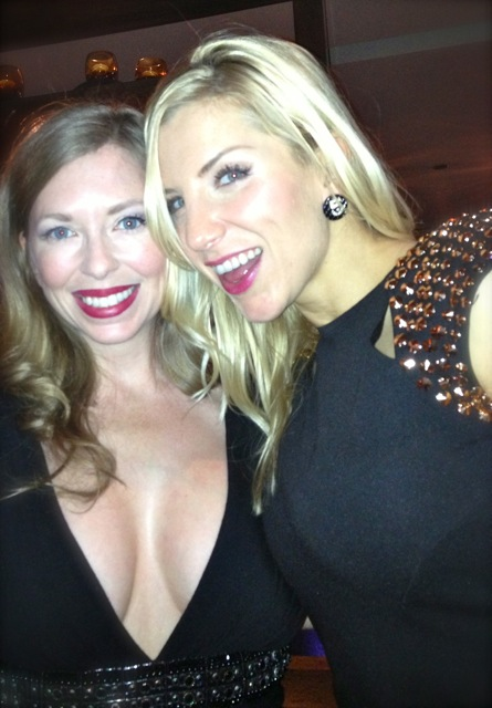Mistress T & Ashley Fires in Vegas Jan 2013.