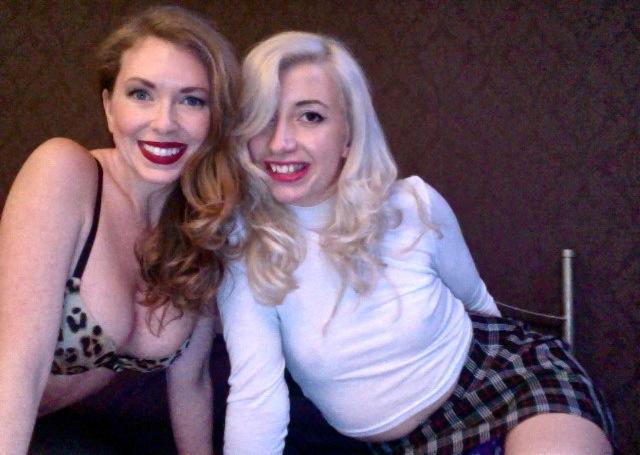 Mistress T & Neive Harper