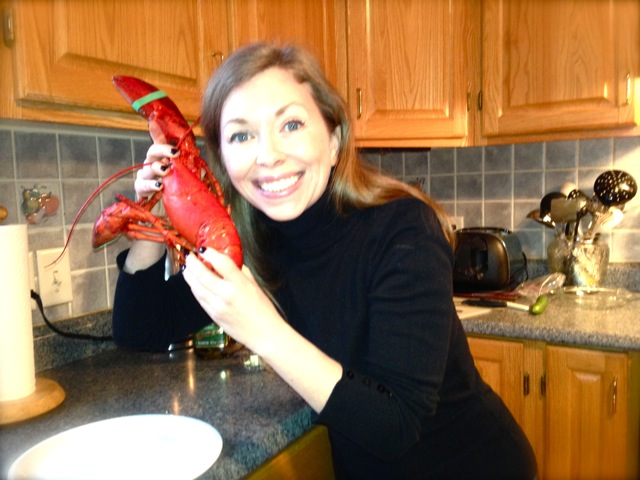 A Nova Scotia visit wouldn't be complete without a good feeding of lobster!