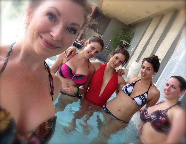 Mistress T with Meggerz, Mandy Flores, Ceara Lynch & Alexandra Snow.