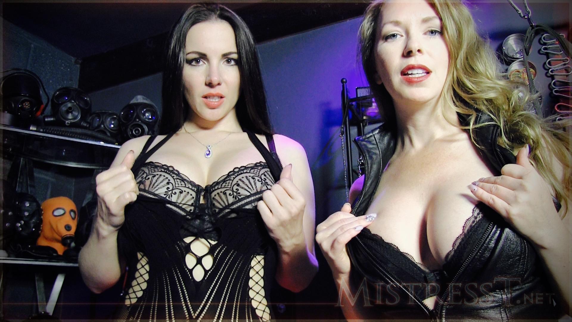 Alexandra snow nude mistress