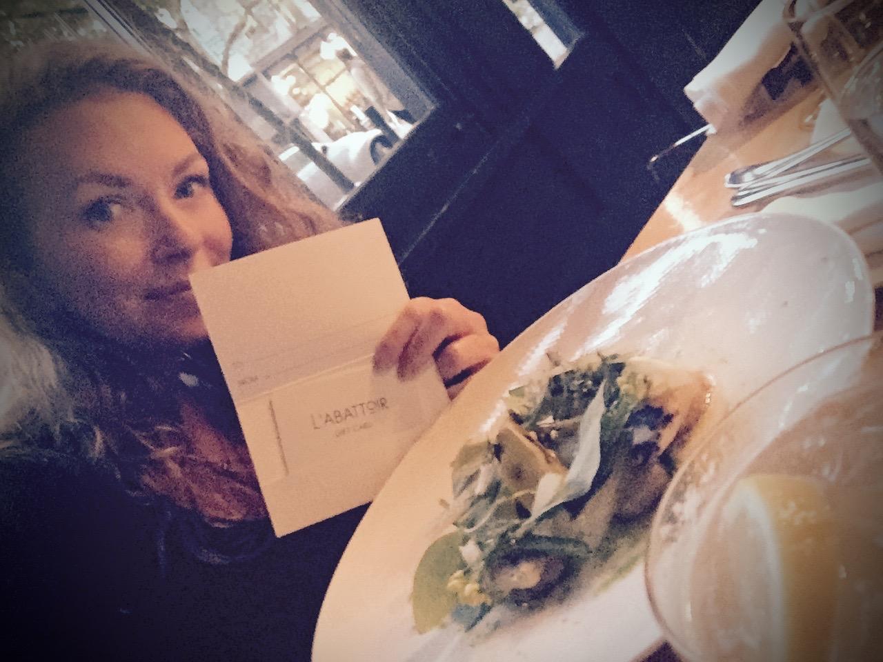 Delicious food & outstanding cocktails & L'Abattoir