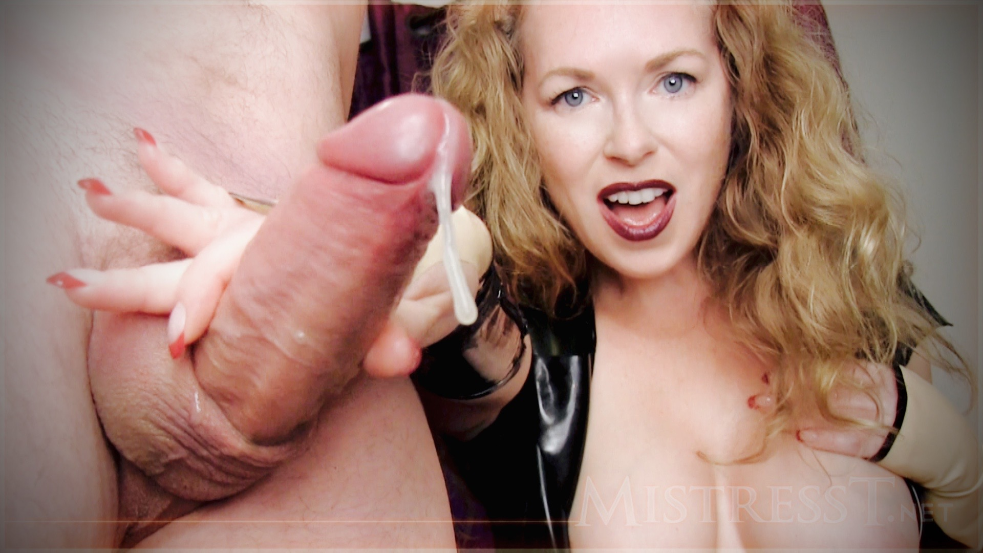 Mistress t epic cumshot compilation